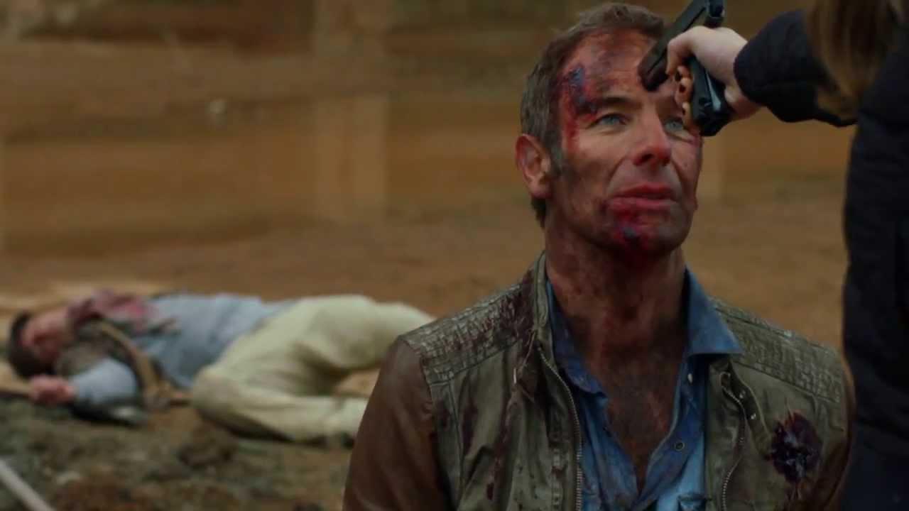 Strike Back Season 3: Episode 6 Clip - Locke Held Hostage and Mackenna  Threatens (Cinemax)