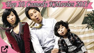 Top 10 Comedy Korean Movies 2017 All The Time