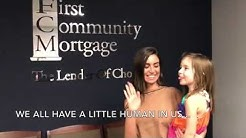 We are....First Community Mortgage