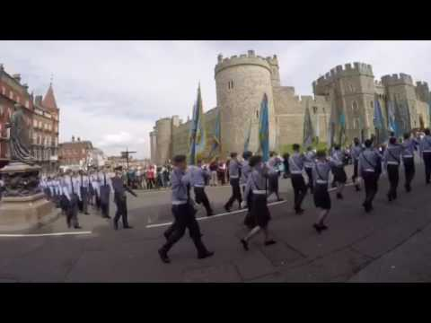 Air Cadets 75th Anniversary: Thames Valley Wing