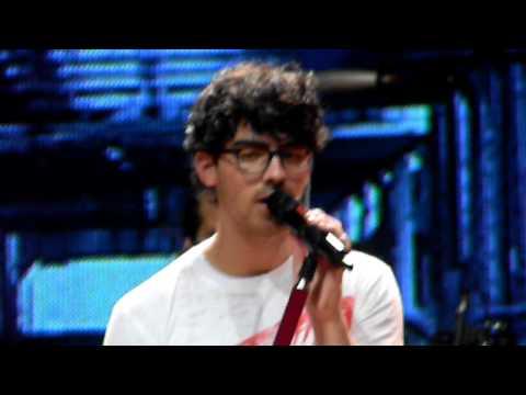 Drive - Jonas Brothers Soundcheck - São Paulo/Brazil 2013 mp3