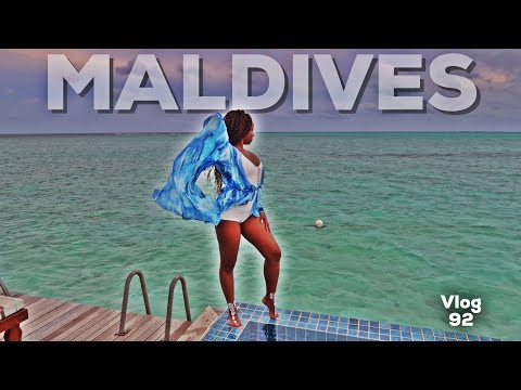 MALDIVES TRAVEL VLOG | TAJ EXOTICA FIRST NIGHT