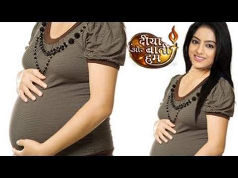 Sandhya PREGNANT in Sooraj's Diya Aur Baati Hum 20th January 2014 FULL EPISODE
