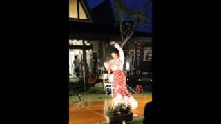 たかやまむらキャンドルナイト2016 7月9日 フラメンコ スタジオ ...