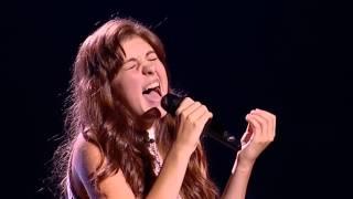 Laura Haceatrean - Titanium - The Voice Kids