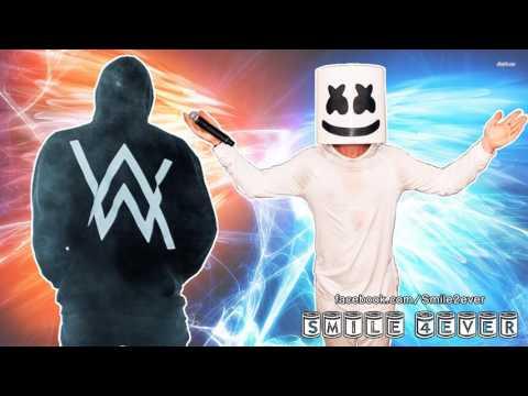 Alan Walker vs Marshmello   Top 10 Songs of Alan Walker & Marshmello   Amazing Beautiful Mix