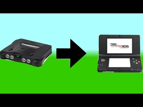 Top 10 N64 Games That Should Be Remade For 3ds New And Old