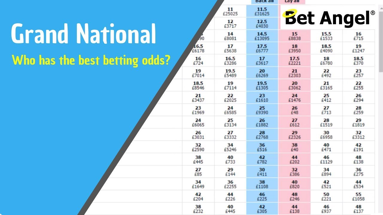 Best Bet Grand National