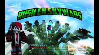 SkyWars Rush | Server FireBT Brezly Bridge Minecraft Pe