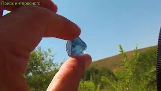 Аквамарин очень красивый камень