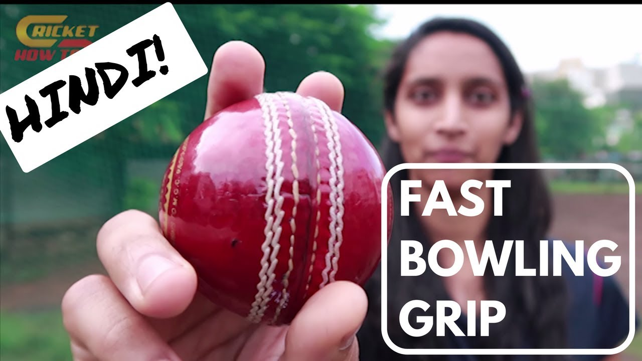 How to Grip the Ball to Bowl Offspin How to Grip the Ball to Bowl Offspin new picture