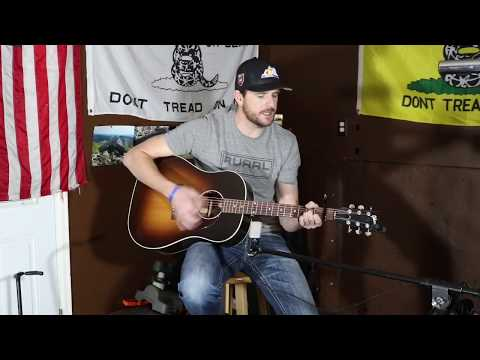 Love You Too Late By Cole Swindell - Cover By Bryce Wujek