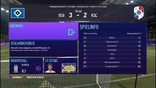 Hsv soccer elite vs rahlstedter sc 2 ...