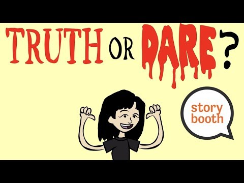 I LOVE Truth Or Dare But Too Risky, Had To Quit