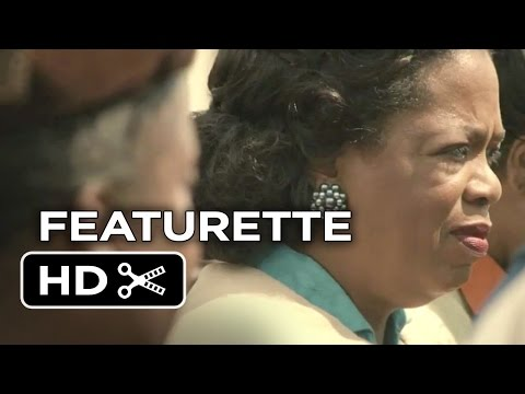 Selma Featurette - Oprah Winfrey as Annie Lee Cooper (2015) - Oprah Winfrey Movie HD