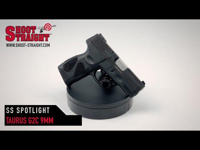 Taurus G2C 9mm Pistol - Shoot Straight Spotlight
