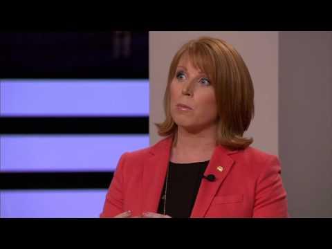 Agenda  - Partiledardebatt inkl. eftersnack  (11/10)