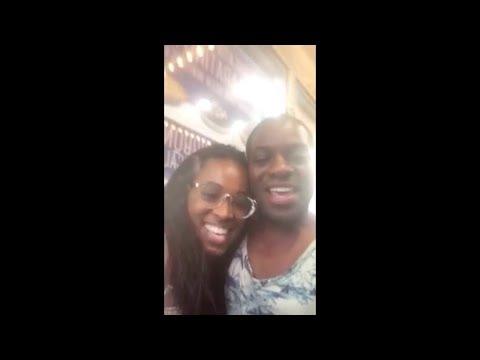Waitress Instagram Live with Tyrone Davis, Jr. & Kristolyn Lloyd