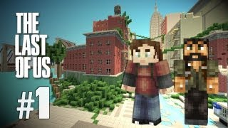 "ESTO EMPIEZA MAL!! - ""THE LAST OF US"" [Parte 1] c/ Luzu - Mapa de Aventuras: MINECRAFT"