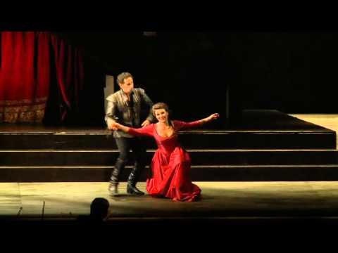 Matilde di Shabran DVD & BD Trailer