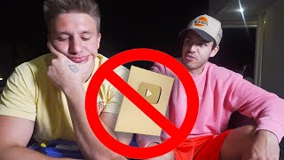 Why YouTube Won't Send Me My 1 Million Subscriber Plaque...