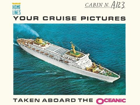 SS Oceanic Cruise to Bermuda and The Bahamas - July 18, 1981