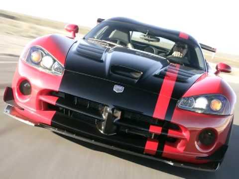 Dodge Viper ACR Mini Clubman S - Fast Lane Daily - 09Nov07