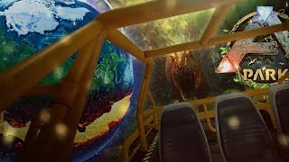 Ark Park VR - CHASED BY A GIGA! - Extinction DLC Earth Reveal, Multiplayer - ARK Park VR Gameplay PC