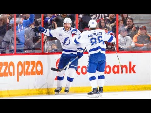 Dave Mishkin calls Lightning highlights from win over Senators