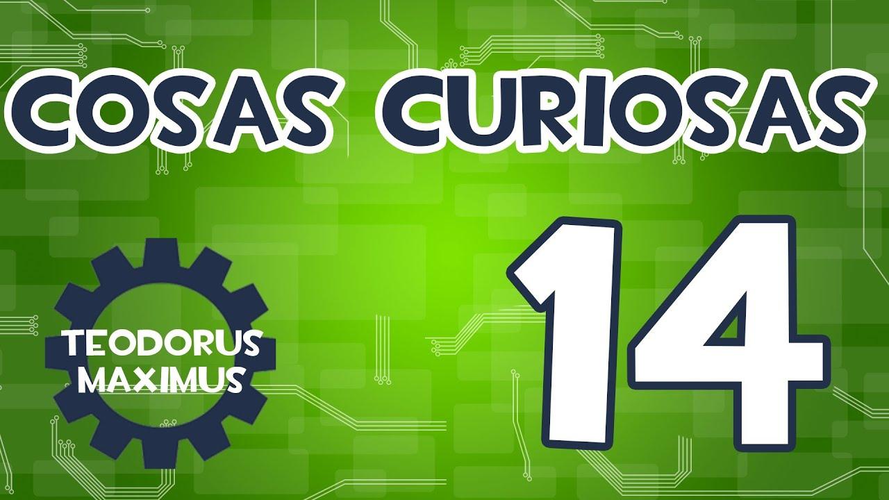 10 Cosas Curiosas raras y originales 2014 YouTube