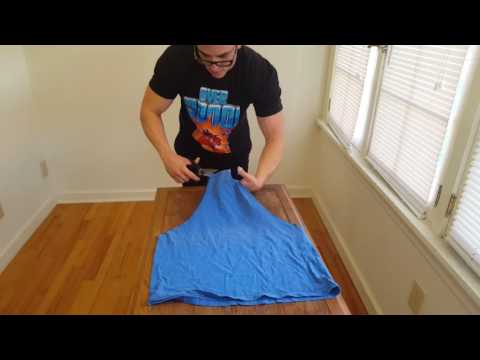 how to cut a stringer shirt