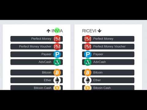 Scambiare da una valuta digitale ad un'altra è facile & automatico & istantaneo con 2018