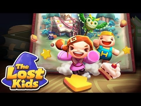The Lost Kids - iOS / Android - HD Gameplay Trailer
