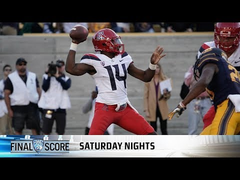 Recap: Arizona football outlasts Cal in double-OT thriller