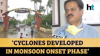 Cyclone Nisarga's progress after hitting Maharashtra coast: Met Dept briefs