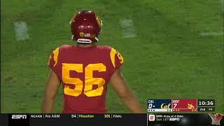 Football: USC 14, Cal 15 - Highlights 11/10/2018