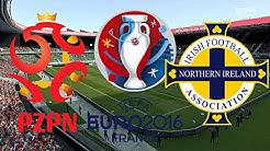 POLEN vs. NORDIRLAND | EURO 2016 FRANKREICH ◄EM #03►