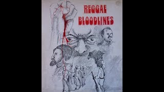 Various Artists - Reggae Bloodlines - Top Ranking Records - 1977