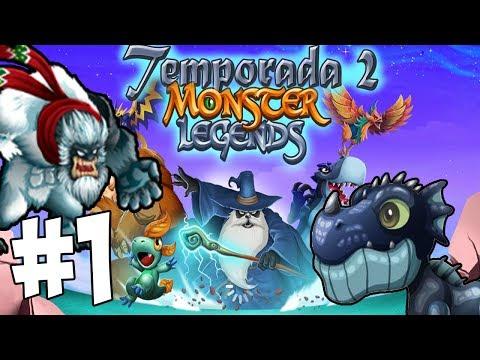 Monsters legends juego
