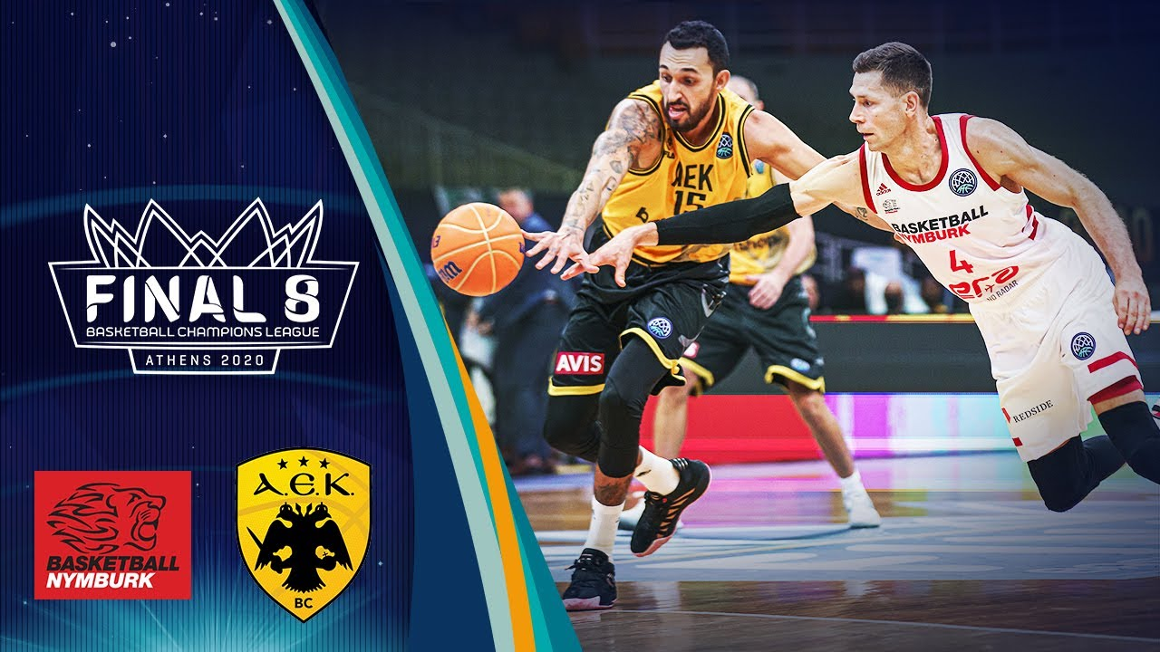 ERA Nymburk v AEK - Full Game - Quarter Finals - Basketball Champions League 2019