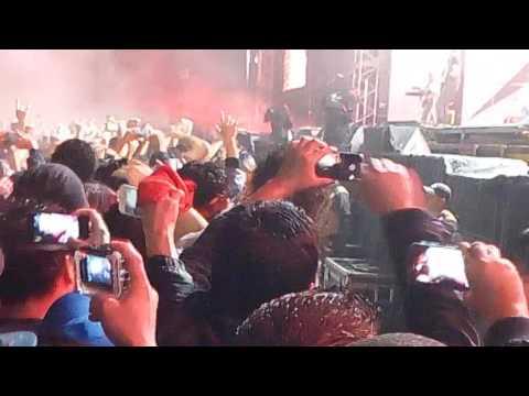 Metallica En Guatemala City