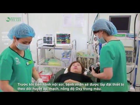 Nội soi dạ dày, đại tràng tại Bệnh viện ĐKQT Thu Cúc