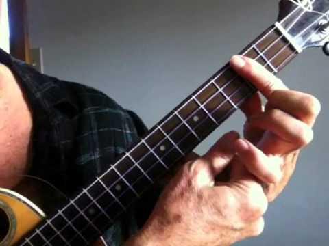 Meditation Ukulele Chord Melody Lesson Part 2 Glen Rose Youtube