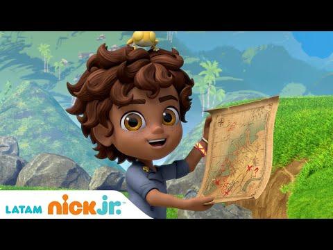 Santiago de los Mares | La Leyenda del Capitán Calavera | Nick Jr.