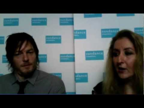 Norman Reedus Chat On Sundance Channel France