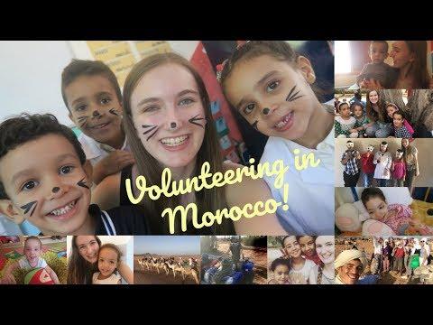 Volunteering in Morocco! | Original Volunteers 2017