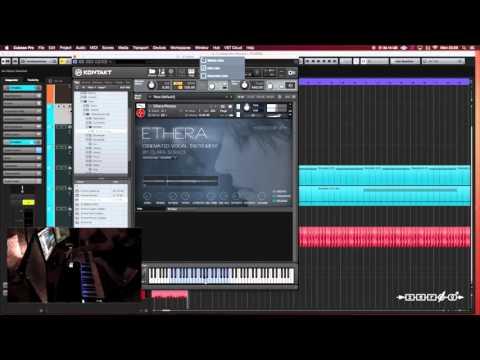 Zero-G ETHERA - EDM demo
