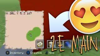 DEUX MAINS SUR MINECRAFT CONSOLE ! (Mise à jour PS3 / Xbox 360)