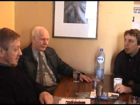 Gilles Peterson, Michael Garrick, Don Rendell talk about British Jazz