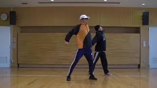 泉南中学校 必修科目ダンス授業曲振り動画 2017年度